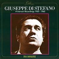 Historical Recordings 1952/63