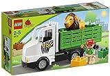 レゴ (LEGO) デュプロ どうぶつえんトラック 6172