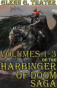 Harbinger of Doom ( Epic Fantasy Three Book Bundle) by [Thater, Glenn G.]