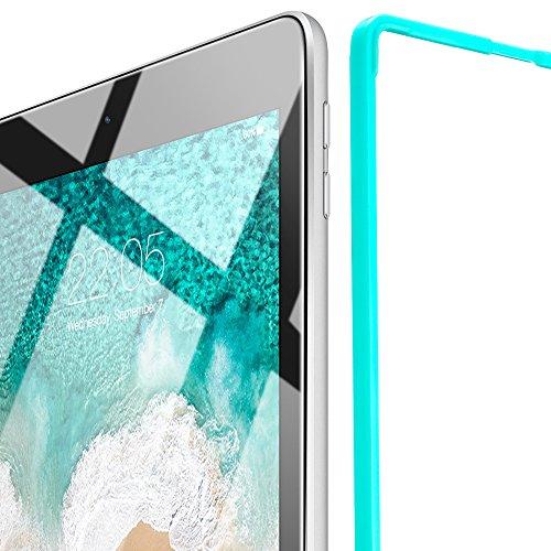 ESR iPad Pro 10.5 フィルム 【 貼り付けガイド枠付き 無料交換・返金保証 】 旭硝...
