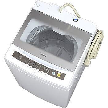 アイリスオーヤマ 全自動洗濯機 7kg 簡易乾燥機能付き IAW-T701