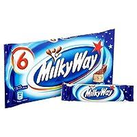 天の川パック6のX 21.5グラム (x 4) - Milky Way Pack 6 x 21.5g (Pack of 4) [並行輸入品]
