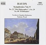 Haydn: Symphonies Nos. 22, 29 & 60 (1995-01-04)