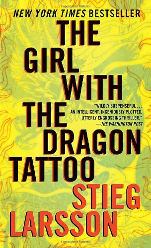The Girl with the Dragon Tattoo: Book 1 of the Millennium Trilogy (Vintage Crime/Black Lizard)の詳細を見る