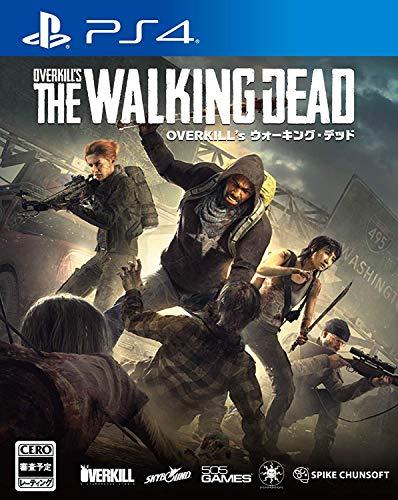 【PS4】OVERKILL's The Walking Dead【早期購入特典】OVERKILLスキンパック (付)