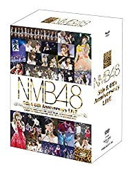 NMB48 5th & 6th Anniversary LIVE [DVD]