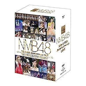 【早期購入特典あり】NMB48 5th & 6th Anniversary LIVE(生写真付き) [DVD]