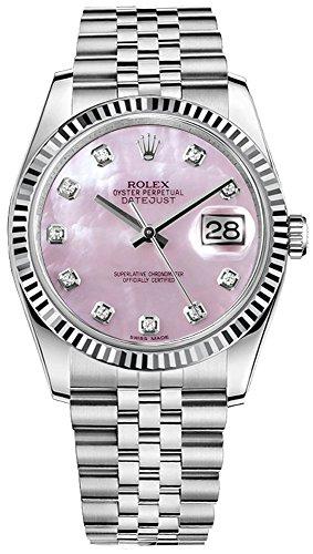 Rolex Datejust 36116234母の豪華パー...