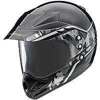 ヤマハ(YAMAHA) バイクヘルメット オフロード YX-3 GIBSON Version-T2 M(57-58cm) ブラック 90791-1764M