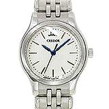 セイコー SEIKO クレドール CREDOR レディース 腕時計 4J85 0A20 シルバー 文字盤 クォーツ ウォッチ【中古】 90031500 [並行輸入品]