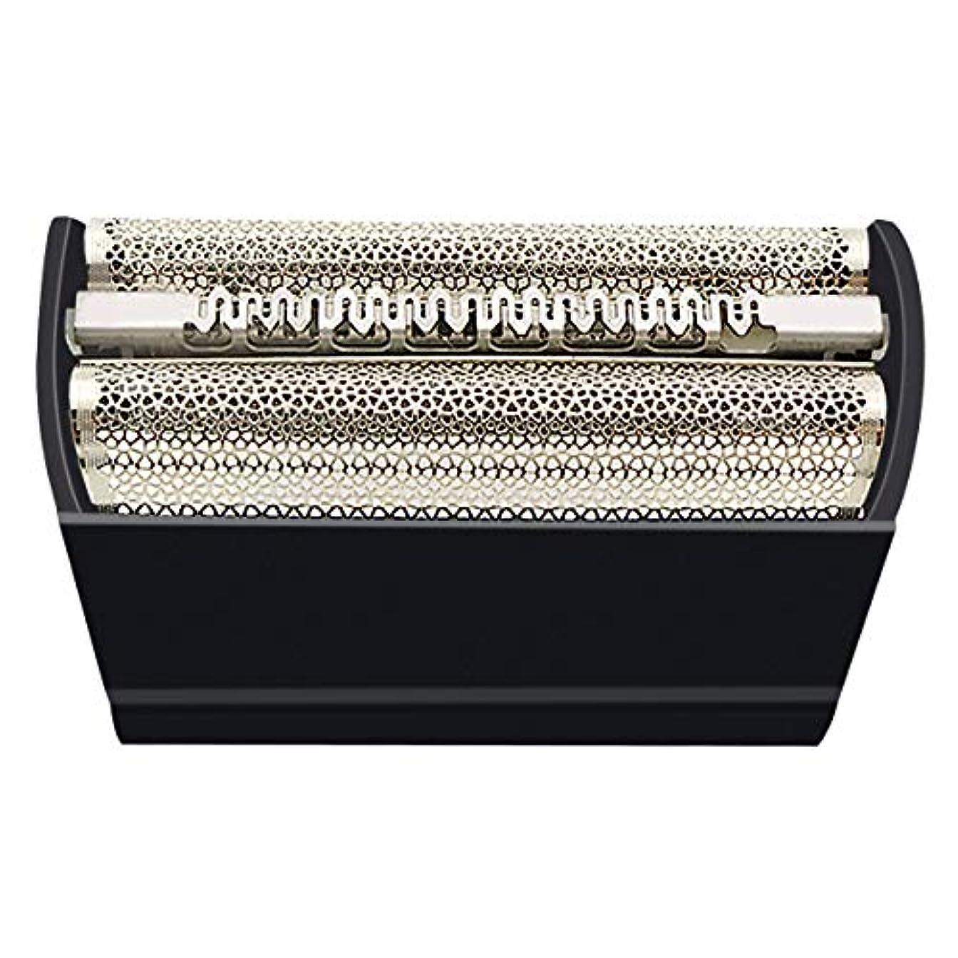 単位連隊努力するVINFANYシェーバー替刃 シリーズ3 適用 Braun 31Bシリーズ3 Smart Syncro Proモデル電気シェーバー シリーズ3網刃?内刃一体型カセット 交換用ホイル (31B (Black))