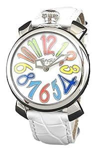 GAGA MILANO 5020.1 MANUALE 40MM ガガミラノ 腕時計 レザーベルト【並行輸入品】
