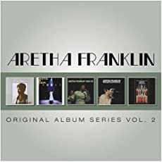 Aretha Franklin (Original Album Series, Vol. 2)
