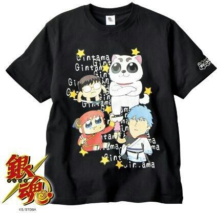 銀魂×大川ぶくぶ Tシャツ【M】 ポプテピピック