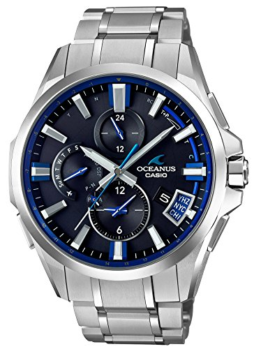 [カシオ]CASIO 腕時計 オシアナス Bluetooth搭載GPS電波ソーラー OCW-G2000-1AJF メンズ