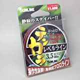 サンライン(SUNLINE) ぶっとびテンカラレベルライン 30m (3.5号)
