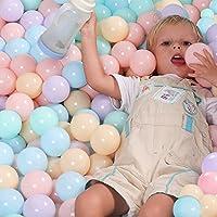 新しい100ピース/ロット環境に優しいカラフルなソフトプラスチック水プールOcean Waveボール赤ちゃん面白いおもちゃStressエアボールアウトドア楽しいスポーツ