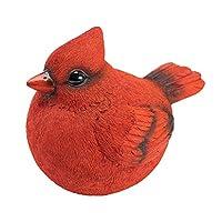 デザイントスカーノ枢機卿のいちご鳥の像