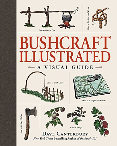Bushcraft Illustrated: A Visual Guide (English Edition)