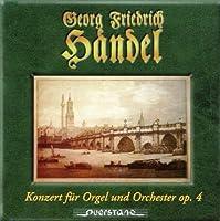 Handel: Konzert Fur Orgel Und