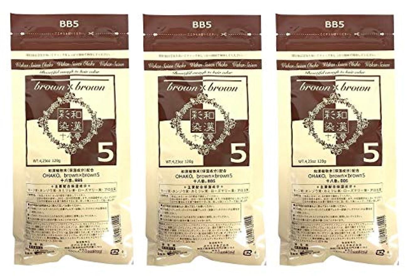 小学生クリークダム【3個セット】グランデックス 和漢彩染 十八番 120g BB5