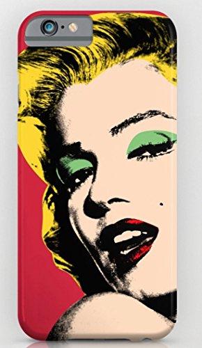 マリリン・モンロー iPhone 8/8plus Xケース society6 [並行輸入品] (iPhone X, marilyn05)
