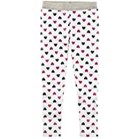 Carter's Baby Girls' Heart Leggings