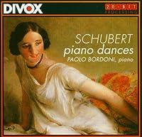 Schuber: Piano Dances