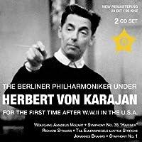 Ther Berlin Philharmonic under Herbert von Karajan by Berlin Philharmonic (2013-10-03)