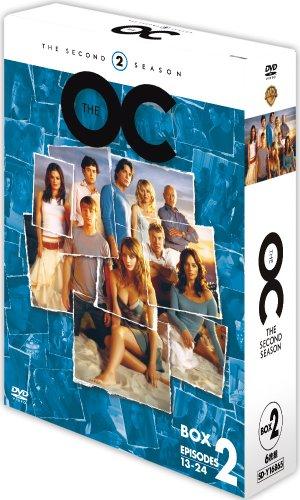 The OC 〈セカンド・シーズン〉コレクターズ・ボックス2 [DVD]の詳細を見る