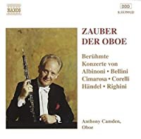 The Art of the Oboe: Famous Oboe Concerti