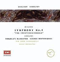 Symphony No. 4 Inextinguishable/ Pohjola's Daughter/Scenes Historiques