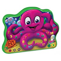 The Learning Journey 206133 Touch & Learn Count & Learn Octopus