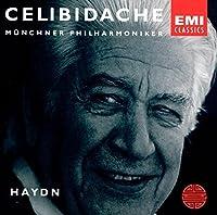 CELIBIDACHE / Munchner Philharmoniker - Haydn: Symphony No. 103 Drum Roll / Symphony No. 104 London (2004-01-01)