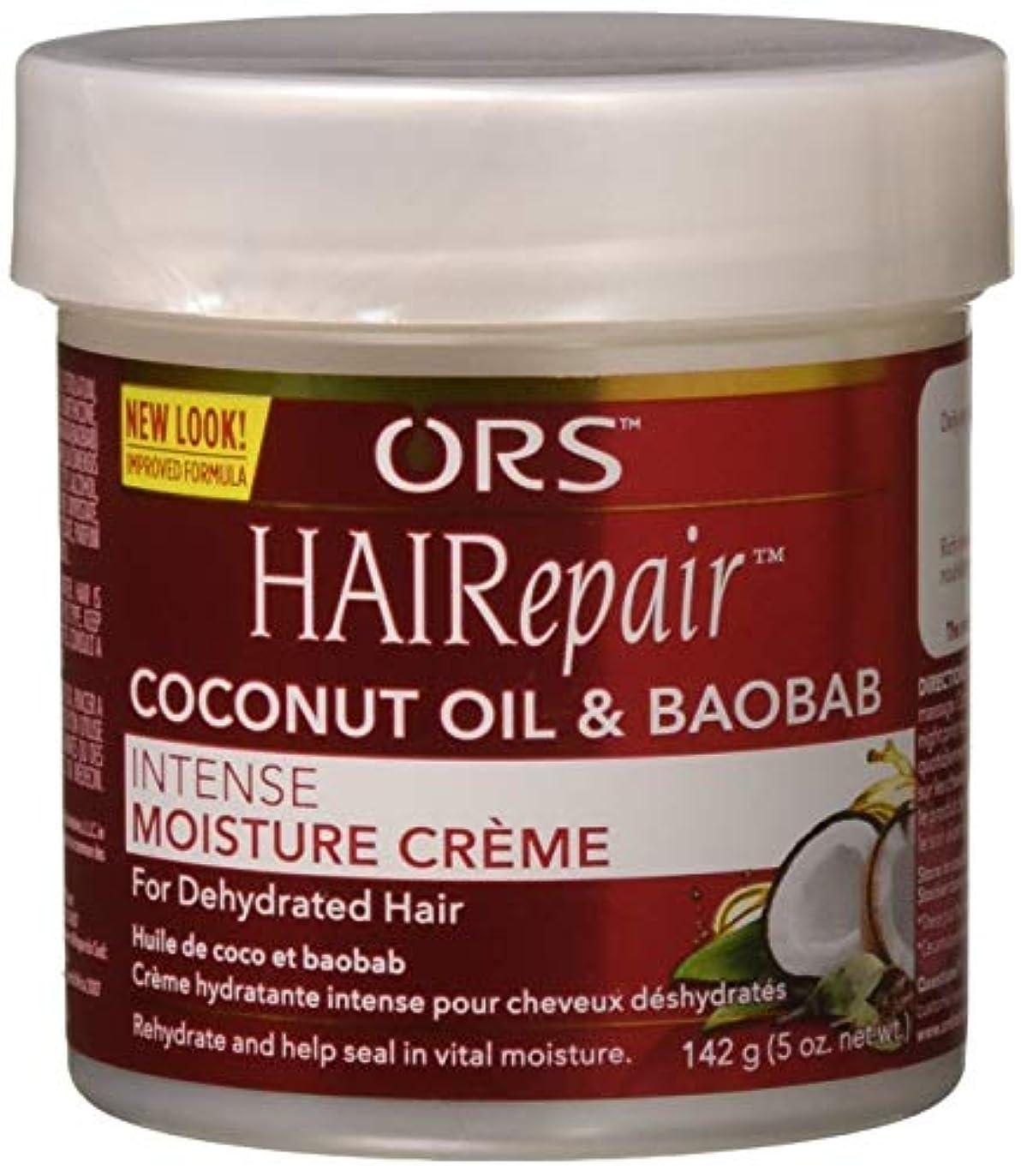 インターネット発信魅力的Organic Root Hairepair Intense Moisture Creme 140g (並行輸入品)