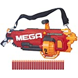 Nerf Mega - Mastodon Motorised Blaster inc 24 genuine Whistler Darts