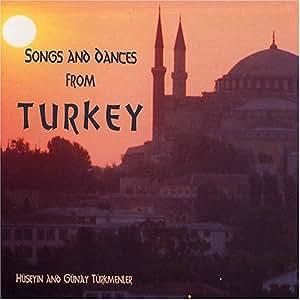 Songs & Dances From Turkey