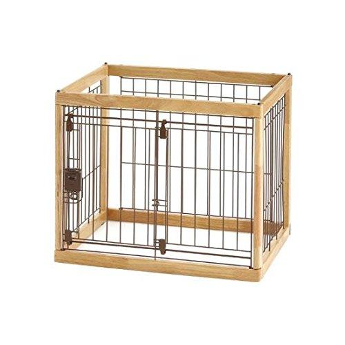 リッチェル 木製ペットサークル 60-50