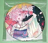FGO 江戸祭 マシュ キリエライト 和紙風75mm缶バッジ Fate Grand Order お台場
