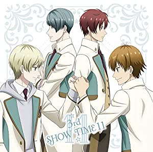 ☆3rd SHOW TIME 11☆ 星谷×辰己×四季×冬沢&team鳳/(スタミュ)ミュージカルソングシリーズ