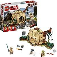 レゴ(LEGO)  スター・ウォーズ ヨーダの小屋 75208