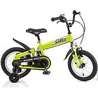 YANFEI 子ども用自転車 子供用自転車3/4/6歳の男の子用キャビンマウンテンバイク12/14/16インチサイクリングサスペンション 子供用ギフト
