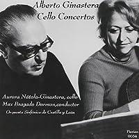 Cello Concerto No 1 Op 36 No 2 Op 50