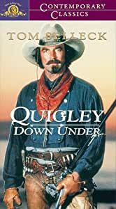 Quigley Down Under [VHS] [Import]