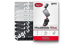 Sugru Moldable Glue - Original Formula, I000430, 9V