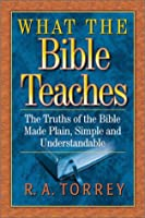 What the Bible Teaches
