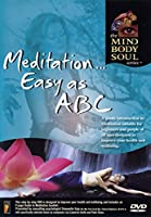 Meditation Easy As ABC [DVD] [Import]