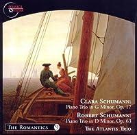 Clara Schumann & Robert Schumann- Piano Trios by The Atlantis Trio (2008-08-01)