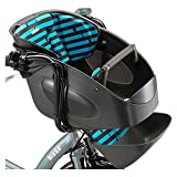 ブリヂストン(BRIDGESTONE) bikke POLAR用 フロントチャイルドシートクッション FBP-K BDG ボーダーブルー