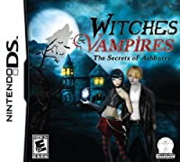 Witches & Vampires The Secrets of Ashburry (Nintendo DS)
